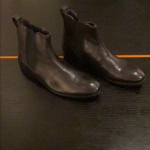 John Varvatos dress boots